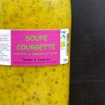 composition soupe courgette
