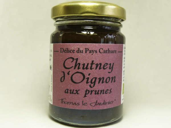 Chutney d'oignons