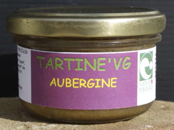 Pâté végétal aubergines